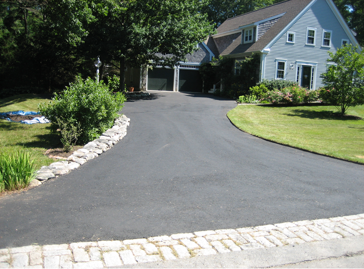 Picture2 stone driveways Stone and Shell Driveways Picture2